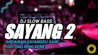 Top Hits -  Sayang 2 Cover Dj Dancedut Remix