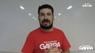 Garra Pré-Vestibular no #VestibularAcafe | Prof.Temistocles