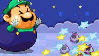 Mario and Luigi: Bowser's Inside Story - All Mario and Luigi Special Attacks
