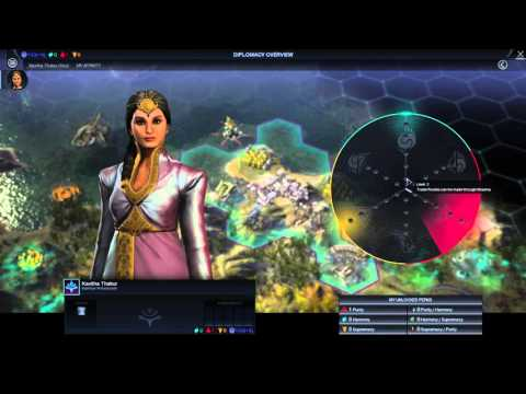 Lets Play Civ Beyond Earth Rising Tide Episode 01