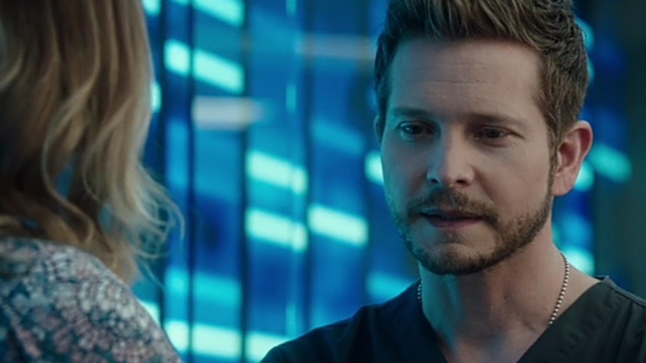 Download Conrad talking about his past to Nic scene - The Resident season 4 episode 7