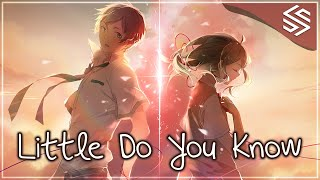 Download Nightcore - Little Do You Know (Switching Vocals) - (Lyrics) Mp3 and Videos
