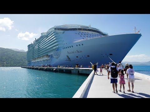 Allure of the Seas Tour - Deck by Deck (HD)