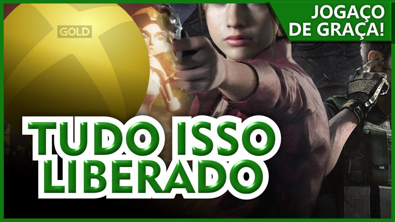 IMPERDÍVEL! JOGO INCRÍVEL LIBERADO de GRAÇA AGORA no XBOX, NOVIDADES NO GAME PASS E MAIS!