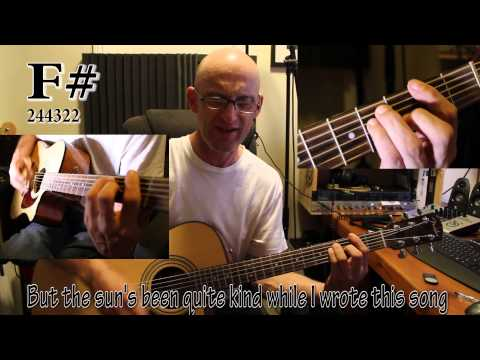 Guitar guitar chords your song : ELTON JOHN - YOUR SONG. Acoustic GUITAR Tutorial with Chords and ...