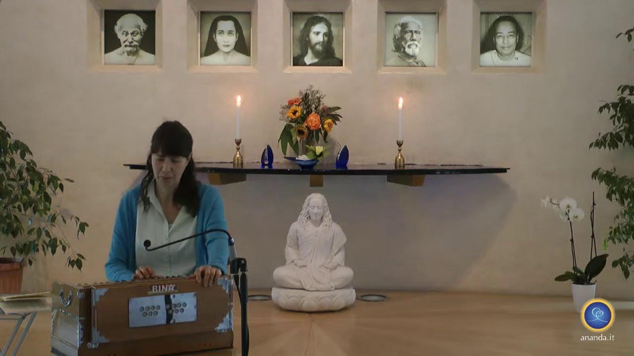 ANANDA LIVE: Meditazione lunga e purificazione con Ahimsa