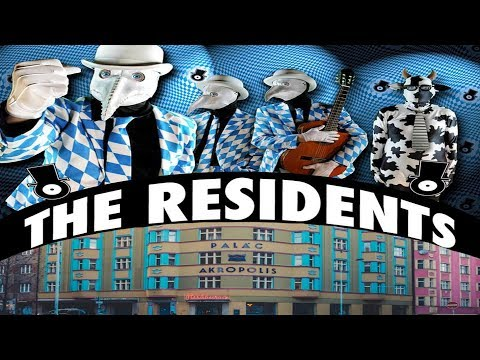 The Residents - IN BETWEEN DREAMS Europe - Praha 2019 Mp3