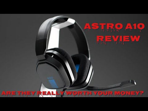 Astro A10 Honest Review. Are They Really Worth Your Money?