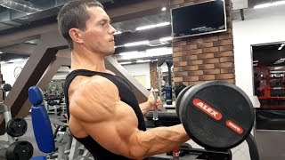 Что круче? Трубчатые эспандеры VS свободные веса !!! Тестируют Алексей Шредер и Юрий Спасокукоцкий