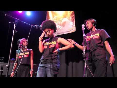 2012  Brave New Voices SemiFinals  Motherless Child  Philadelphia  Team