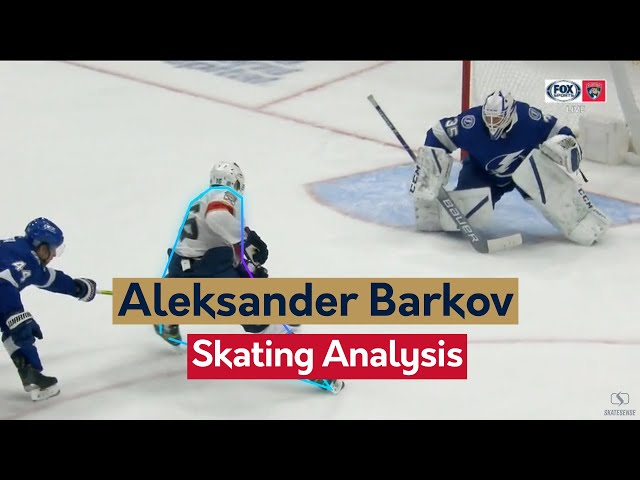 Alexander Barkov | Skating Analysis