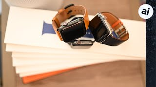 Hands on with Apple's Updated Apple Watch Band Styles & Colors