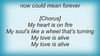 Joan Osborne - Love Is Alive Lyrics