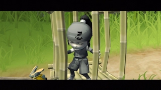 Let's Play Mini Ninjas: Part 2 - Give a Toot, Don't Cage the Flute