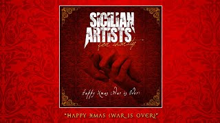SICILIAN ARTISTS FOR CHARITY - Happy Xmas (War Is Over) OFFICIAL VIDEO
