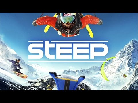 STEEP #001 - EXTREMSPORT | Let's Play Steep