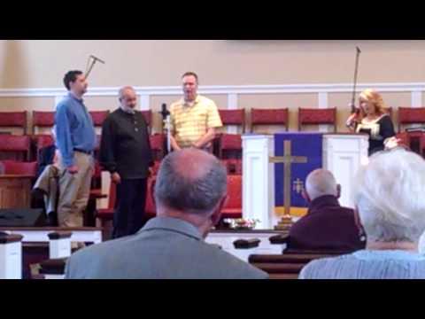 CUMC - Robin McClain - Soloist - Heart Strings, Forgiven