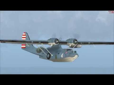 Aerosoft's Consolidated PBY Catalina Flying Boat