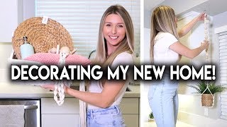 IKEA HAUL 2019 + DECORATE WITH ME!