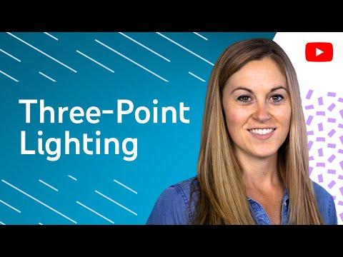 How to Use Three-Point Lighting in Your Home and Other Setups