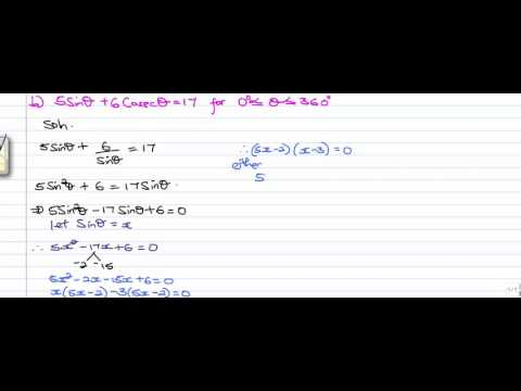 Trig Vid4dMDM - The General Formula