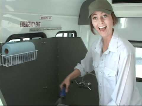 Custom Made Mobile Pet & Dog Grooming Van, Shuttle, for ...