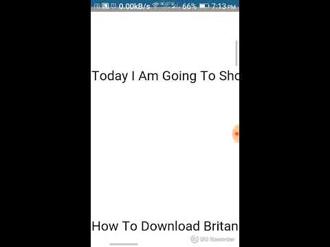 How To Download Britannica Encyclopeadia For Free