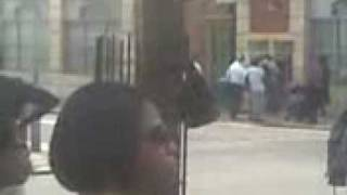 Doctah X Speaks in Harlesden 2008.Part 2 Thumbnail