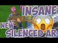 HOW TO WIN INSANE HIGH KILL SOLO WIN WITH NEW FORTNITE SEASON 5 SILENCED AR