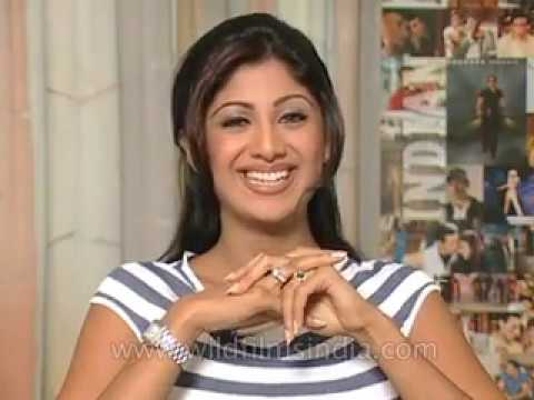Shilpa Shetty, Indian actress on her films Indian and Dhadka