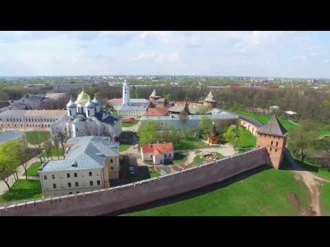 Travel to Russia-Veliky Novgorod
