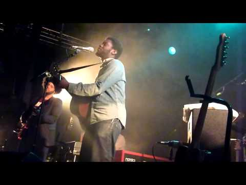 Michael Kiwanuka - Always Waiting (live) - Parkteatret, Oslo