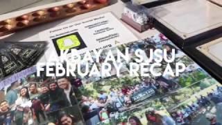 Akbayan SJSU | February 2017 Recap