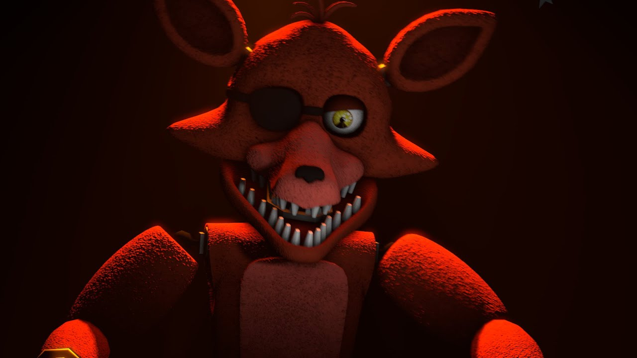 [SFM FNAF] Foxys Family: Never Say Never - YouTube