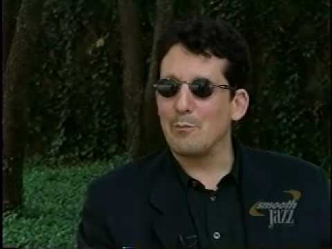 Jeff Lorber interview and making promotion video of Midnight album 1998