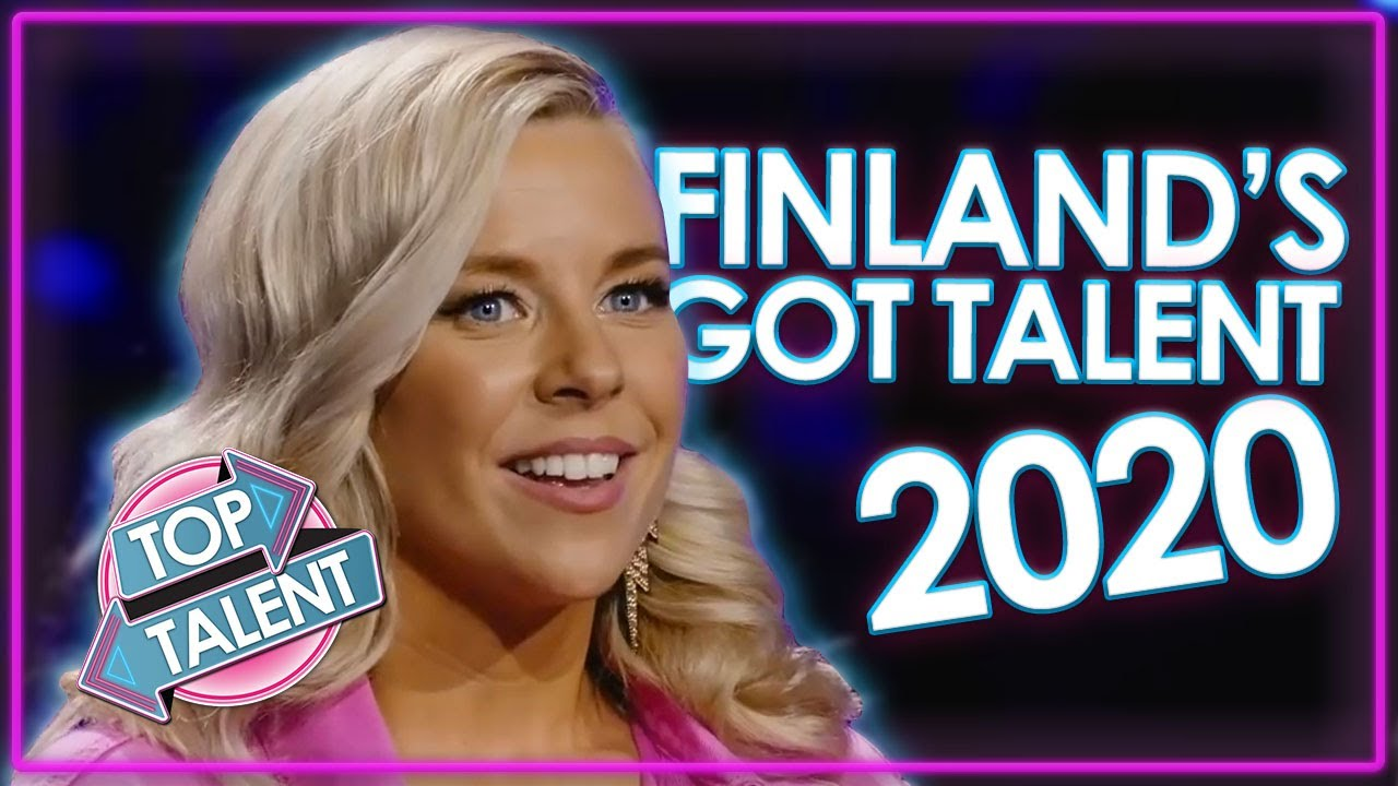 BEST Auditions On Finland's Got Talent 2020!   Top Talent