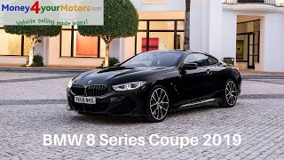 BMW 8 Series Coupe 2019 review