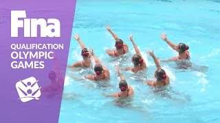 Re-live: Team Technical - FINA Synchronised Swimming Olympic Games Qualification - Rio de Janeiro thumbnail