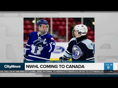 NWHL announces Toronto, Montreal teams