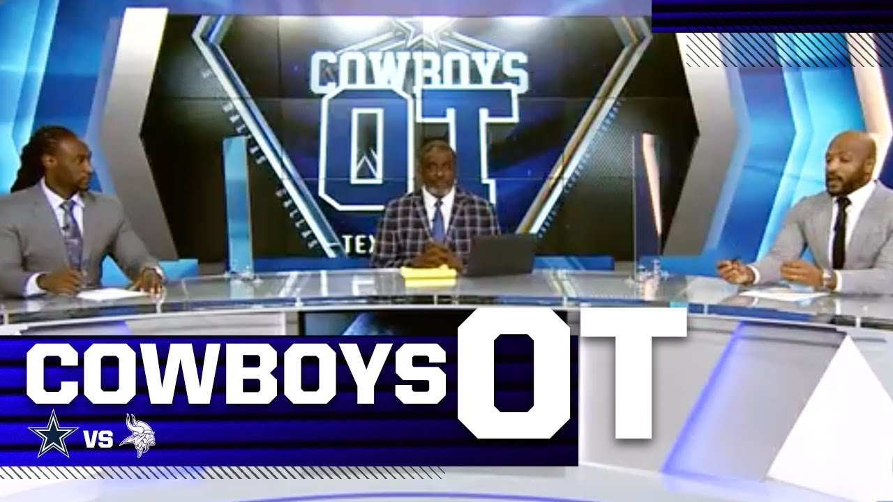 Cowboys OT: Our Panel Of Former Players Discuss The Win In Minnesota   Dallas Cowboys 2020