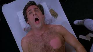 The 40 Year Old Virgin  waxing scene