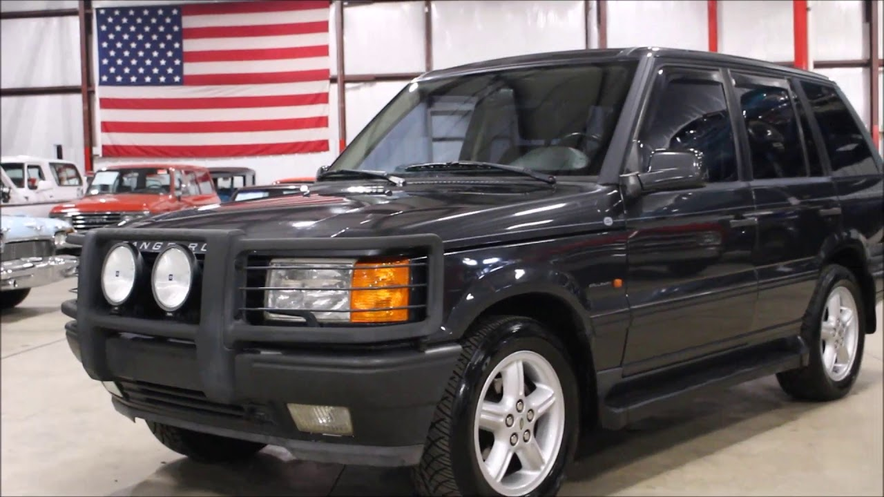 small resolution of 1999 land rover range rover callaway