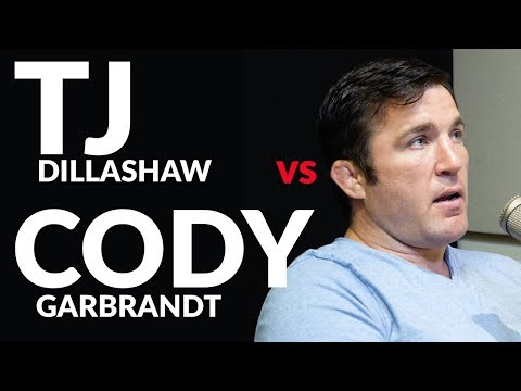 The mistake Alpha Male made in the TJ Dillashaw / Cody Garbrandt storyline…