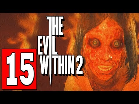 THE EVIL WITHIN 2 Walkthrough Part: CHAPTER 12 BOTTOMLESS PIT