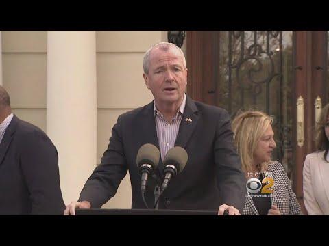 Gov. Murphy Sounds Off On NJ Transit Nightmare