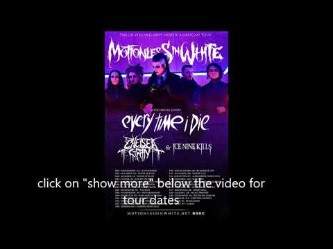 Motionless In White, Every Time I Die, Chelsea Grin and Ice Nine Kills 2018 tour!