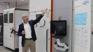 DMP Flex 350 - Product presentation