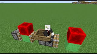 Minecraft Tutorial - Rideable Flying Machine
