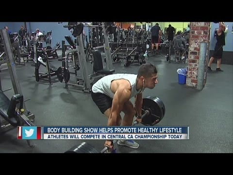 2nd annual Central California Fitness Championship brings muscle, hard-work to Bakersfield