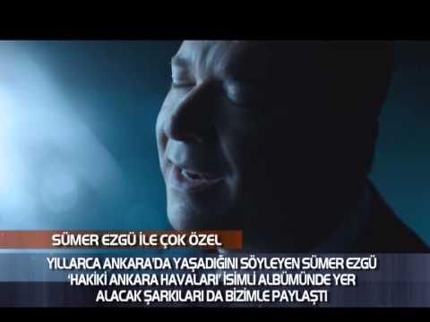 Sümer Ezgü, Electro Türkü House albümününe ikinci klibini çekti